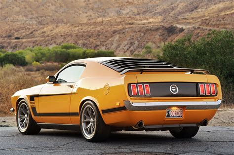 tehnologie noua  straie vechi ford mustang fastback