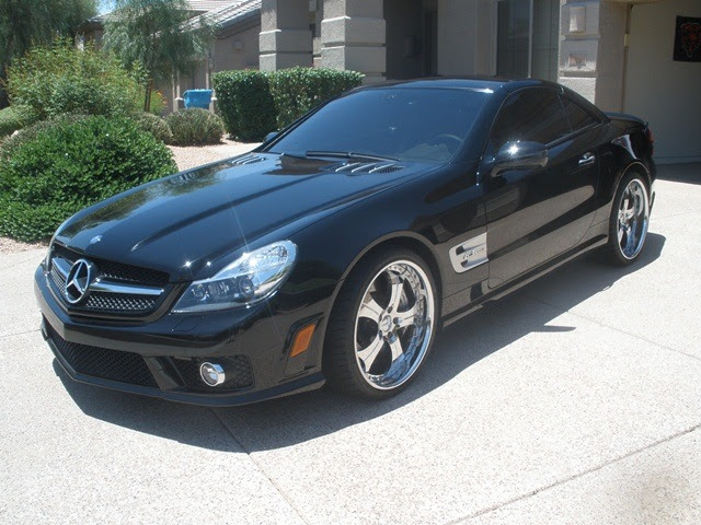 2009 Mercedes-Benz SL63 AMG used for sale