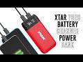 Review: XTAR PB2S 18650 21700 Battery Charger Power Bank