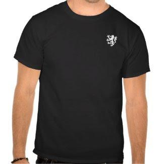 William Marshal White Lion Shirt shirt