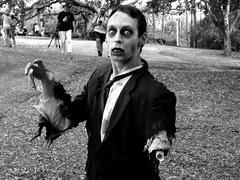Armless Zombies?