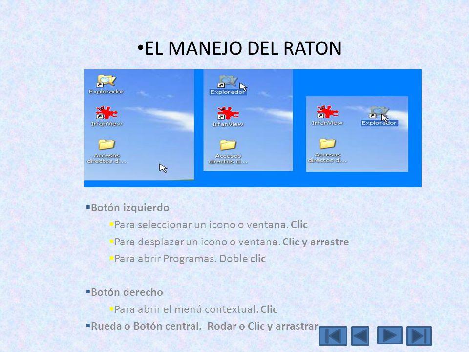 Resultado de imagen de actividades con el ratón ordenador