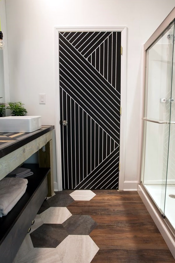 Creative Wood Floor Paint Decoration Art Works (25)