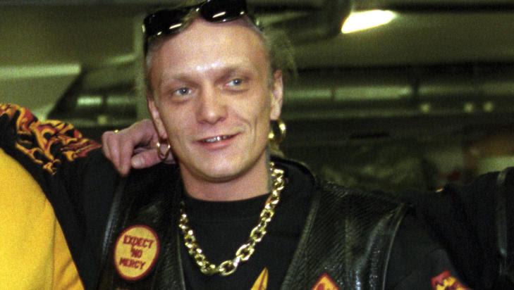 SIKTET: Lars Harnes, her fotografert i 1999. Foto: NTB scanpix
