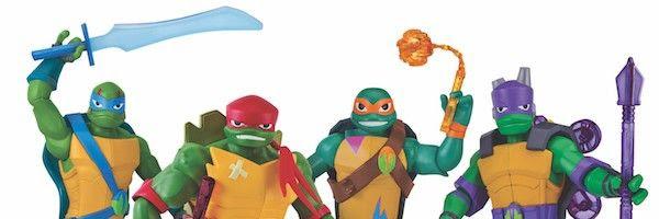 Rise Of The Teenage Mutant Ninja Turtles Toys Revealed Collider