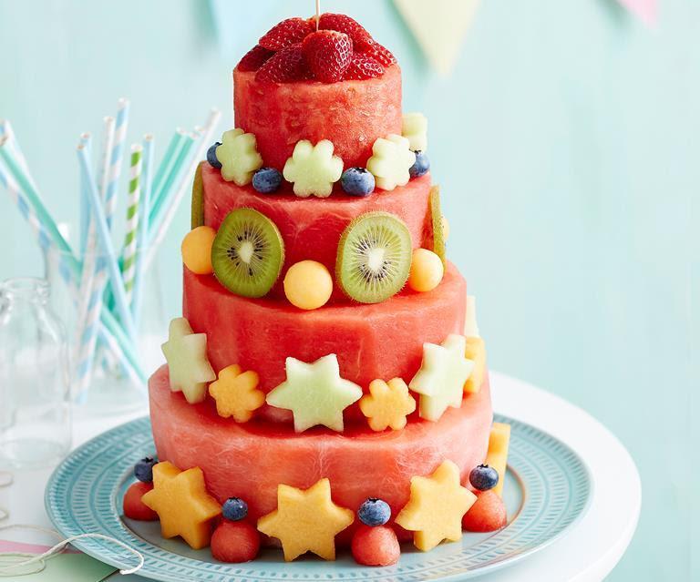 Watermelon Cake Recipe For Kids Australian Women S Weekly Food