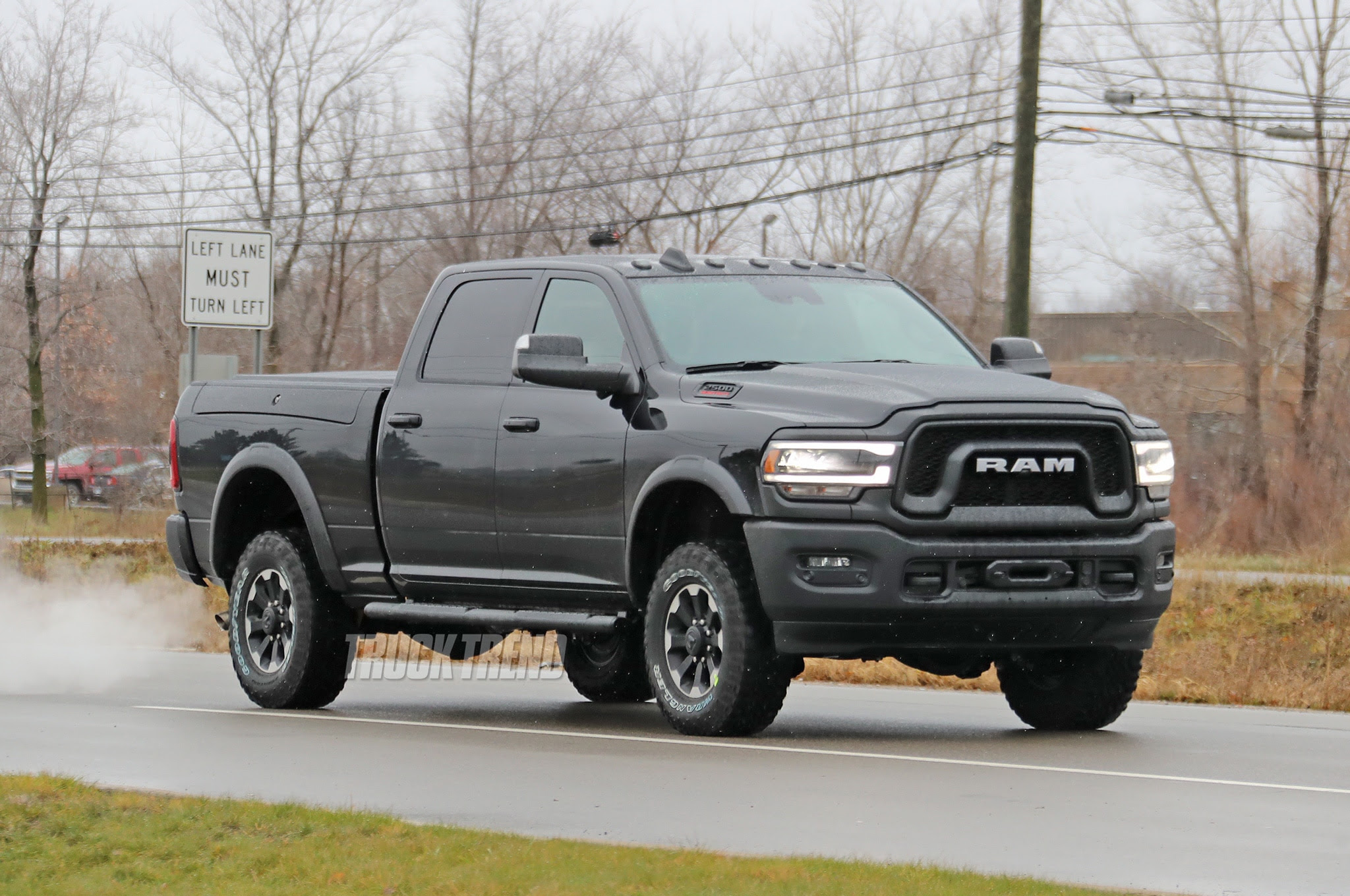 2020 Dodge Ram 3500 Fully Loaded Supercars Gallery