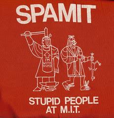 SPAMIT shirt