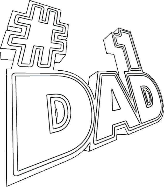 Coloring Pages For Dads Birthday at GetColorings.com ...