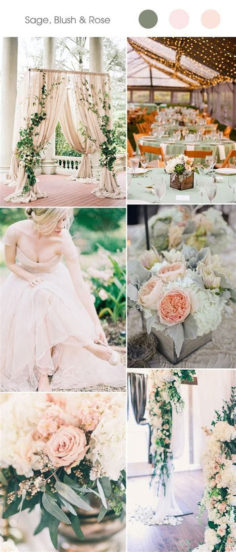 Top 5 Spring and Summer Wedding Color Ideas 2017   Wedding