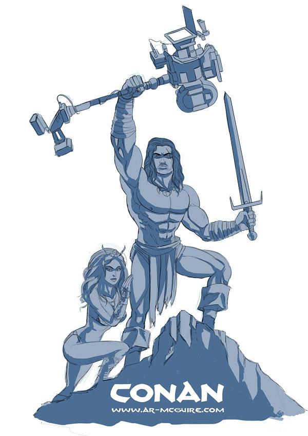 Conan Sketch v3 600px