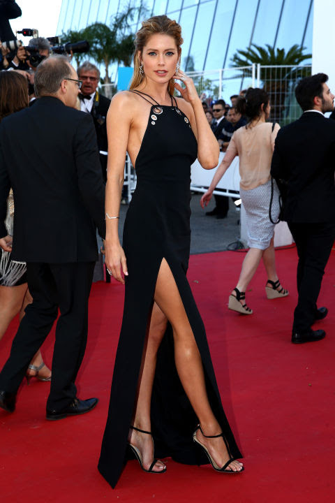 Doutzen Kroes in Mugler