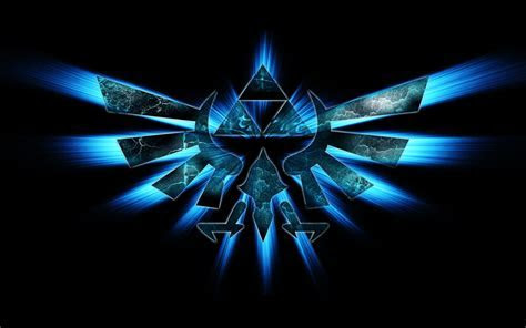 Triforce Wallpaper   The Legend of Zelda Wallpaper