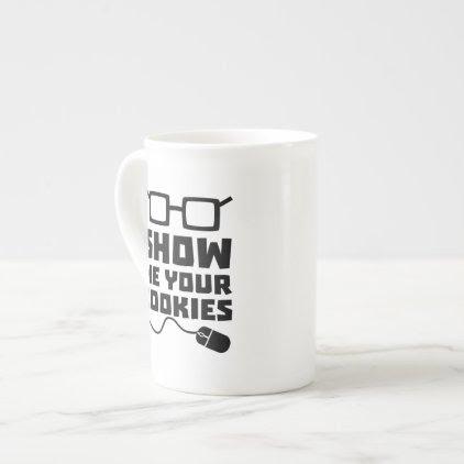 Show me your Cookies Zx363 Tea Cup