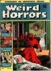 Weird Horrors 001 01