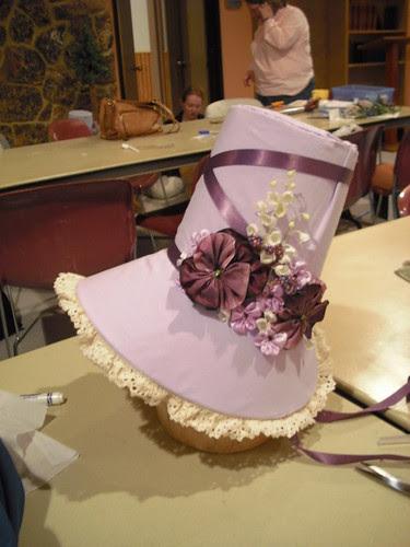 Laura's bonnet