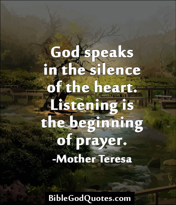 Quotes About God Silent 63 Quotes