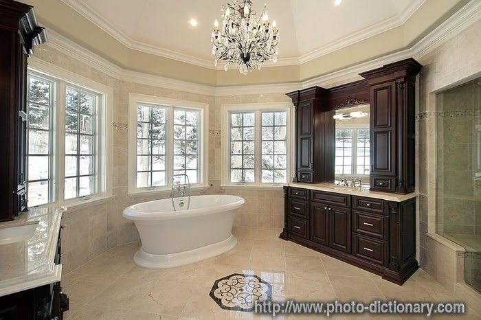 The Granite Gurus 8 Beautiful Master Bathrooms