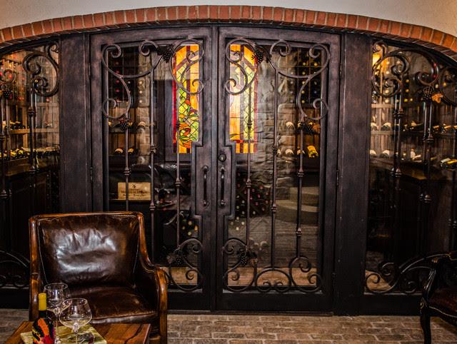 marrac wine room ideas