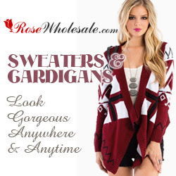 SWEATERS & CARDIGANS: Look Gorgeous Anywhere & Anytime