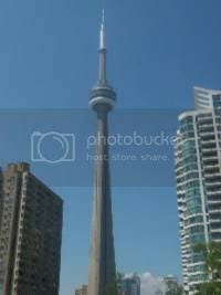 CN Tower: photo by Mike Ligon