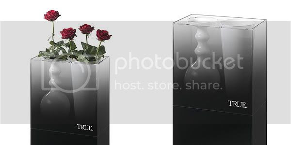 TRUE. rose presentation device by Tjeps