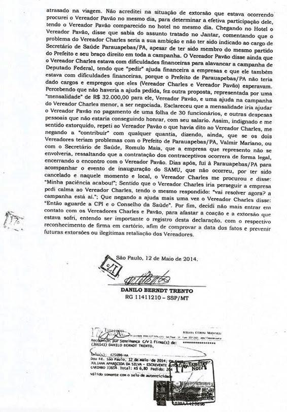 Denúncia pagina 2