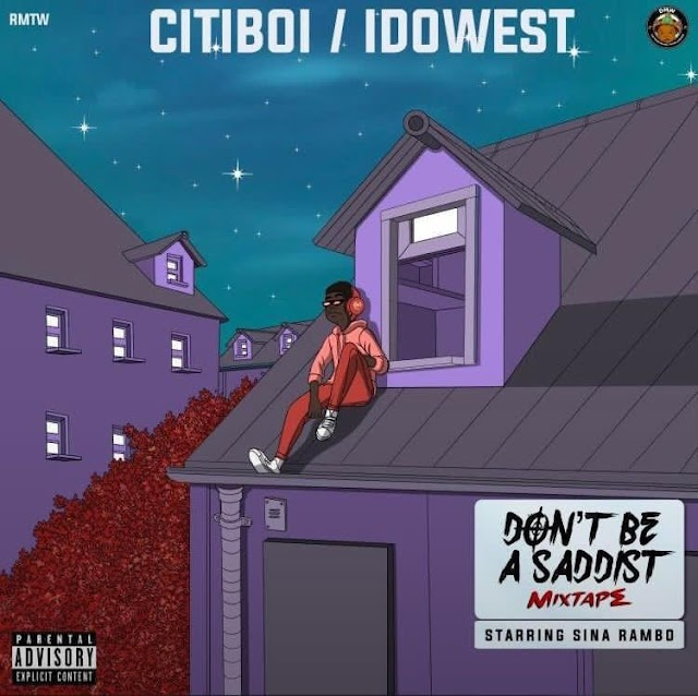 [BangHitz] Citiboi X Idowest Drops DBAS Mixtape