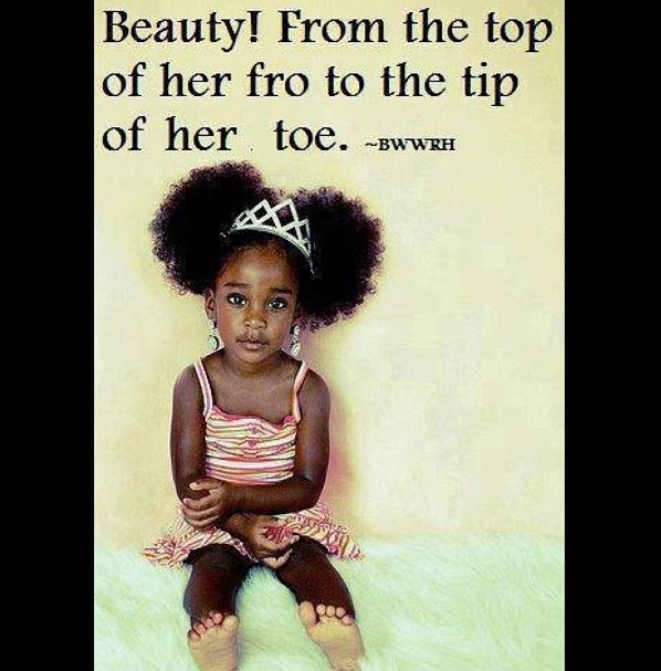 Latest Quotes About Black Women Beauty
