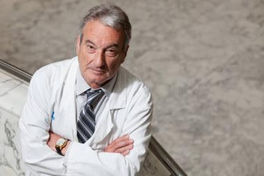 <p>El doctor Ramón Planas asegura que en 2025 se podría tener controlada la hepatitis C. / ASSCAT</p>
