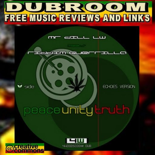 RIDDIM GUERRILLA - PEACE UNITY TRUTH