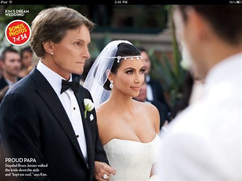 Hollywood Trendy: Kim Kardashian Wedding 2011