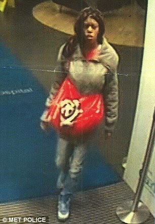 Hunt: People are trying to trace this woman, who tried to take a baby from hospital last night