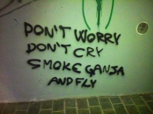 Quote Quotes Drugs Weed Smoke Ganja Cannabis Pot 420 High Drug Wall