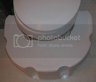 Little Looster Toilet Stool