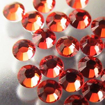 11920122001248 Swarovski Hot Fix Rhinestone - ss10 - Xilion Rose (2028) - Sun (144)