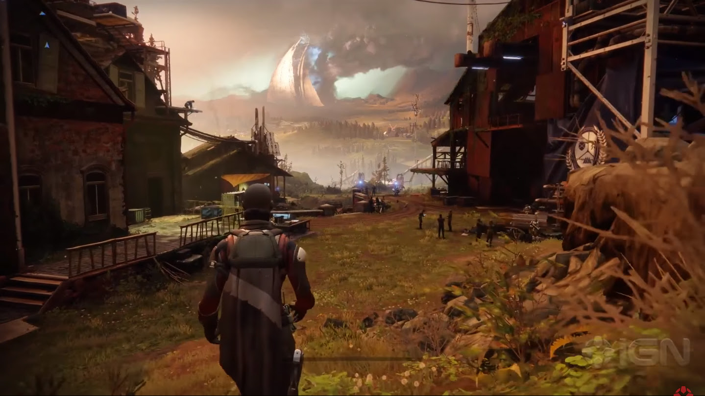 Destiny 2 details trickle in as Bungie gears up for the beta screenshot