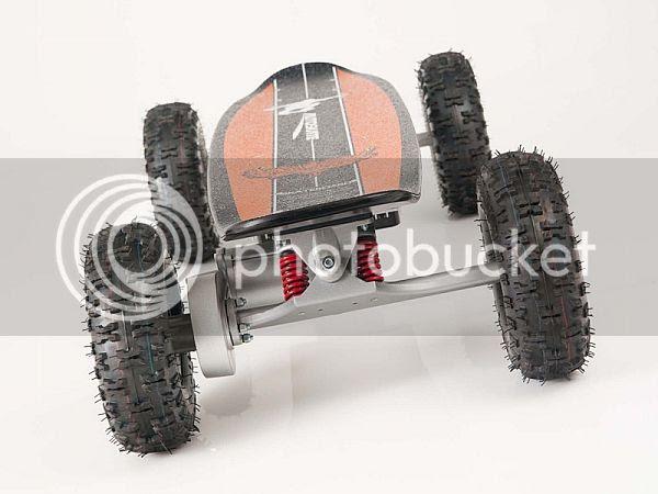 AutoSkate 800W All Terrain Electric Skateboard Battery Powered Off Roading 22mph  eBay