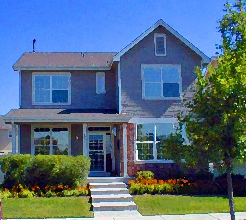 1396 N Vine Street, Denver, CO New Home For Sale $659,550.00 HomeGain  Contoh Gambar Rumah