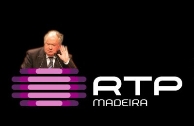 Alberto João Jardim e Passos Coelho reuniram para discutir o futuro da RTP Madeira e o Bloco quer saber o que andam a preparar.