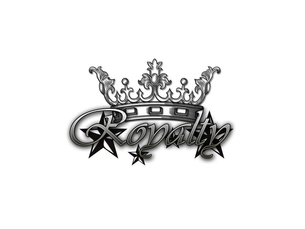 Royalty Crown Tattoo Design