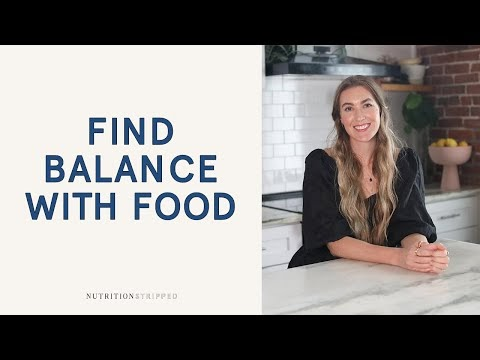 How to Find the Right Amount of Balance With Your Food Choices
