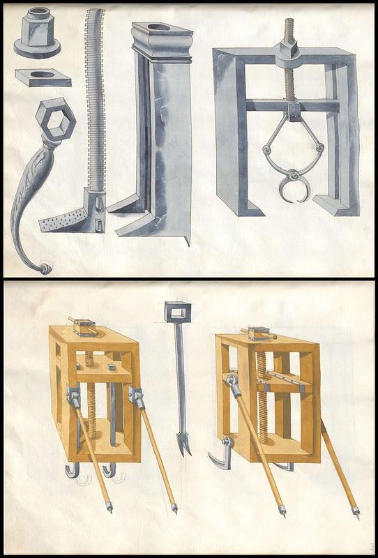 Feuerwerksbuch 605 + 609
