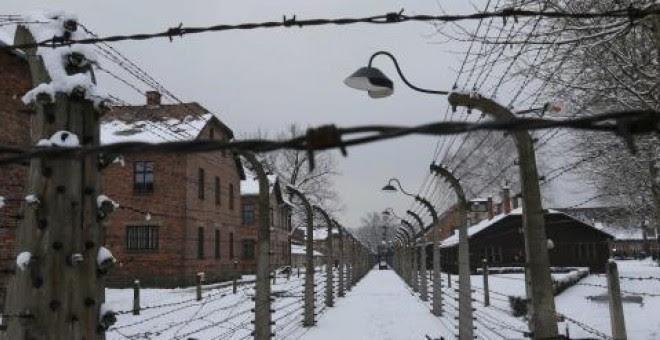 Campo de exterminio de Auschwitz.- REUTERS