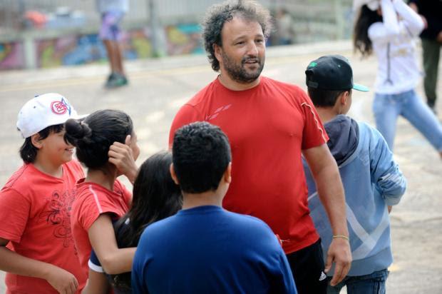 Ação simples na escola Ruben Bento Alves, em Caxias, conseguiu quase zerar bullying e outros tipos de violência Daniela Xu/clicRBS