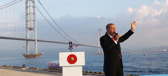 Φωτογραφία: EUROKINISSI/ Kayhan Ozer/Presidential Press Service