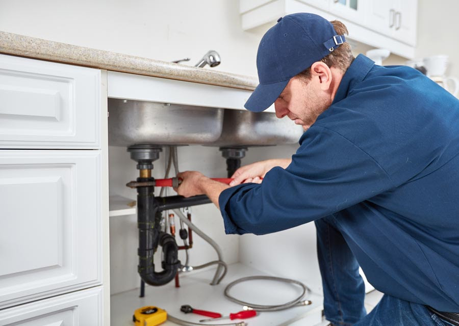plumbing system repair and maintenance
