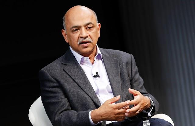 La caída de los ingresos de IBM continúa en el cuarto trimestre de 2020