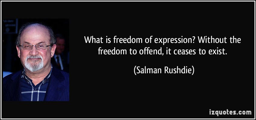 Quotes About Freedom Of Speech And Expression 38 Quotes