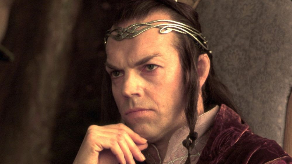 Grandma Accidentally Prays To Elrond From Lord Of The Rings Bbc